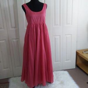 J. Crew Cotton Full Length Sun Dress